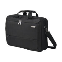 """DICOTA Top Traveller ECO Dual SELECT - Notebook carrying case - 14"""" - 15.6"""" - black"""