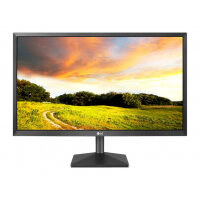 "LG 22MK400A-B - LED monitor - 22"" (21.5"" viewable) - 1920 x 1080 Full HD (1080p) - TN - 200 cd/m² - 600:1 - 5 ms - VGA"