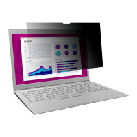 """3M High Clarity Filter - Notebook privacy filter - 13.5"""" - black - for Microsoft Surface Book"""