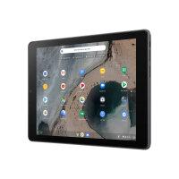 "ASUS Chromebook Tablet CT100PA AW0017 - Tablet - Cortex-A72 + Cortex-A53 RK3399 / 1.6 GHz - Chrome OS - 4 GB RAM - 32 GB eMMC - 9.7"" touchscreen 2048 x 1536 - Mali-T860MP4 - 802.11ac, Bluetooth - textured dark grey (LCD cover), black texture (top)"