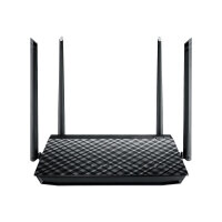 ASUS RT-AC57U - Wireless router - 4-port switch - GigE - 802.11a/b/g/n/ac - Dual Band