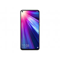 """Honor View 20 - Smartphone - dual-SIM - 4G LTE - 128 GB - GSM - 6.4"""" - 2130 x 1080 pixels (398 ppi) - LTPS TFT - RAM 6 GB (25 MP front camera) - 2x rear cameras - Android - midnight black"""