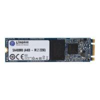 Kingston SSDNow A400 - Solid state drive - 120 GB - internal - M.2 2280 - SATA 6Gb/s