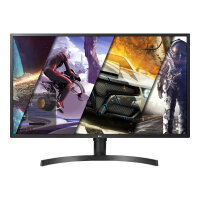 "LG 32UK550 - LED monitor - 32"" (31.5"" viewable) - 3840 x 2160 4K - VA - 300 cd/m² - 3000:1 - 4 ms - 2xHDMI, DisplayPort - speakers"