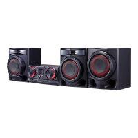 LG XBOOM CJ45 - Mini system - 720 Watt (Total)