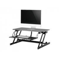 NewStar NS-WS200BLACK - Standing desk converter - black