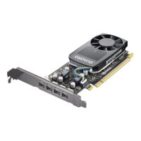 NVIDIA Quadro P620 - Graphics card - Quadro P620 - 2 GB GDDR5 - 4 x Mini DisplayPort - for ThinkStation P320; P330; P520; P520c; P720; P920