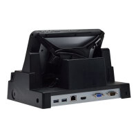 Panasonic FZ-VEBM12AU Full - Port replicator - VGA - for Toughpad FZ-M1, FZ-M1 Value