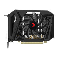 PNY XLR8 GeForce GTX 1660 Gaming - Overclocked Edition - graphics card - GF GTX 1660 - 6 GB GDDR6 - PCIe 3.0 x16 - DVI, HDMI, DisplayPort