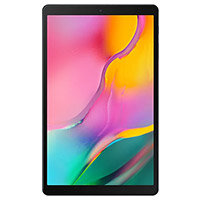 "Samsung Galaxy Tab A (2019) - Tablet - Android 9.0 (Pie) - 32 GB - 10.1"" TFT (1920 x 1200) - microSD slot - 4G - LTE - black"