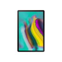 """Samsung Galaxy Tab S5e - Tablet - Android 9.0 (Pie) - 128 GB - 10.5"""" Super AMOLED (2560 x 1600) - microSD slot - 4G - LTE - gold"""