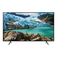 "Samsung UE50RU7100K - 50"" Class 7 Series LED TV - Smart TV - 4K UHD (2160p) 3840 x 2160 - HDR - UHD dimming - charcoal black"