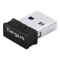 Targus Bluetooth 4.0 Micro USB Adapter for Laptops - Network adapter - USB - Bluetooth 4.0 - black