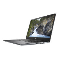 """Dell Vostro 5581 - Core i5 8265U / 1.6 GHz - Win 10 Pro 64-bit - 8 GB RAM - 256 GB SSD - 15.6"""" IPS 1920 x 1080 (Full HD) - UHD Graphics 620 - Wi-Fi, Bluetooth - silver - BTS - with 1 Year Dell Collect and Return Service"""
