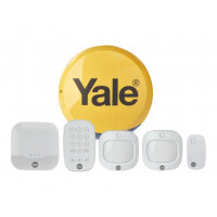 Yale Smart Living Sync Smart Home Alarm - Family Kit - home security system - wireless, wired - 868 MHz