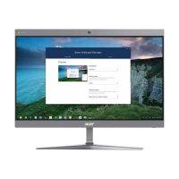 """Acer Chromebase CA24I2 - All-in-one - 1 x Celeron 3867U / 1.8 GHz - RAM 4 GB - SSD 32 GB - HD Graphics 610 - GigE - WLAN: 802.11a/b/g/n/ac, Bluetooth 4.2 - Chrome OS - monitor: LED 23.8"""" 1920 x 1080 (Full HD)"""