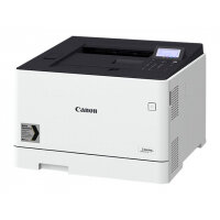 Canon i-SENSYS LBP663Cdw - Printer - colour - Duplex - laser - A4/Legal - 1200 x 1200 dpi - up to 27 ppm (mono) / up to 27 ppm (colour) - capacity: 300 sheets - USB 2.0, Gigabit LAN, Wi-Fi(n), USB host