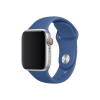 Apple 40mm Sport Band - Watch strap - 130-200 mm - delft blue - demo