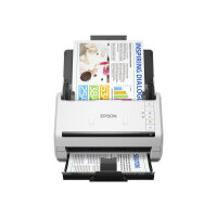 Epson WorkForce DS-530 - Document scanner - Duplex - A4/Legal - 600 dpi x 600 dpi - up to 35 ppm (mono) / up to 35 ppm (colour) - ADF (50 sheets) - up to 4000 scans per day - USB 3.0