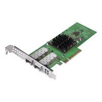 Broadcom P210P - Network adapter - PCIe 3.0 x8 - 10 Gigabit SFP+ x 2