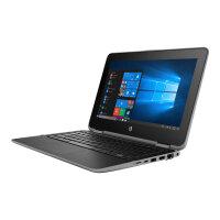 "HP ProBook x360 11 G3 - Education Edition - flip design - Pentium Silver N5000 / 1.1 GHz - Win 10 Pro 64-bit National Academic - 4 GB RAM - 128 GB SSD TLC - 11.6"" touchscreen 1366 x 768 (HD) - UHD Graphics 605 - Wi-Fi, Bluetooth - kbd: UK"