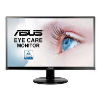 "ASUS VA229HR - LED monitor - 21.5"" - 1920 x 1080 Full HD (1080p) - IPS - 250 cd/m² - 1000:1 - 5 ms - HDMI, VGA - speakers - black"