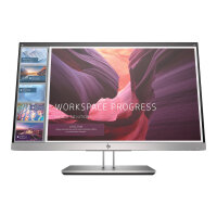 "HP EliteDisplay E223d Docking Monitor - LED monitor - 21.5"" (21.5"" viewable) - 1920 x 1080 Full HD (1080p) - IPS - 250 cd/m² - 1000:1 - 5 ms - HDMI, USB-C"