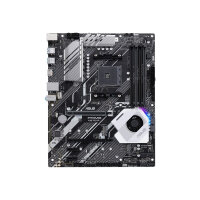 ASUS PRIME X570-P - Motherboard - ATX - Socket AM4 - AMD X570 - USB 3.2 Gen 1, USB 3.2 Gen 2 - Gigabit LAN - onboard graphics (CPU required) - HD Audio (8-channel)