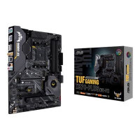 ASUS TUF GAMING X570-PLUS (WI-FI) - Motherboard - ATX - Socket AM4 - AMD X570 - USB-C Gen2, USB 3.2 Gen 1, USB 3.2 Gen 2 - Bluetooth, Gigabit LAN, Wi-Fi - onboard graphics (CPU required) - HD Audio (8-channel)