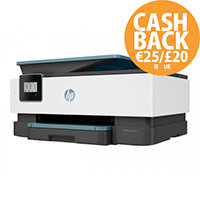 HP Officejet 8015 All-in-One - Multifunction printer - colour - ink-jet - A4 (210 x 297 mm), Legal (216 x 356 mm) (original) - A4/Legal (media) - up to 28 ppm (copying) - up to 28 ppm (printing) - 225 sheets - Wi-Fi(n)