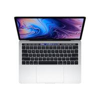 "Apple MacBook Pro with Touch Bar - Core i5 1.4 GHz - macOS Catalina 10.15 - 8 GB RAM - 128 GB SSD - 13.3"" IPS 2560 x 1600 (WQXGA) - Iris Plus Graphics 645 - Wi-Fi, Bluetooth - silver - kbd: UK"