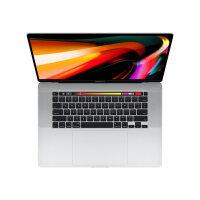 "Apple MacBook Pro with Touch Bar - Core i9 2.3 GHz - macOS Catalina 10.15 - 16 GB RAM - 1 TB SSD - 16"" IPS 3072 x 1920 - Radeon Pro 5500M / UHD Graphics 630 - Wi-Fi, Bluetooth - silver - kbd: UK"