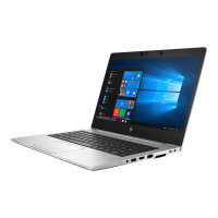 "HP EliteBook 830 G6 - Core i5 8265U / 1.6 GHz - Win 10 Pro 64-bit - 8 GB RAM - 256 GB SSD NVMe, HP Value - 13.3"" IPS 1920 x 1080 (Full HD) - UHD Graphics 620 - Wi-Fi, Bluetooth - kbd: UK"