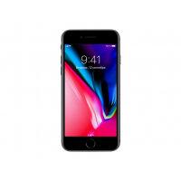 "Apple iPhone 8 - Smartphone - 4G LTE Advanced - 128 GB - GSM - 4.7"" - 1334 x 750 pixels (326 ppi) - Retina HD - 12 MP (7 MP front camera) - space grey"