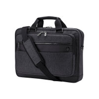 "HP Executive Top Load - Notebook carrying case - 15.6"" - black - for HP 25X G8; Elite c1030; ProBook 430 G8, 640 G8, 650 G8; ZBook Power G7; ZBook Fury 15 G7"