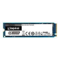 Kingston Data Center DC1000B - Solid state drive - encrypted - 240 GB - internal - M.2 2280 - PCI Express 3.0 x4 (NVMe) - 256-bit AES - Self-Encrypting Drive (SED)