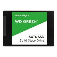 """WD Green SSD WDS100T2G0A - Solid state drive - 1 TB - internal - 2.5"""" - SATA 6Gb/s"""