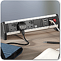 Bachmann Desk 1 On-Desk Power Outlets