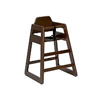 Bambino Highchair Walnut