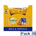 Belvita Breakfast Milk Cereal Honey Nut (Pack of 20) 665183