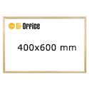 Bi-Office Memo Board Write On Wipe Off 600x400mm MP03001010