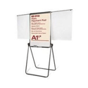 Bi-Office Premiere Non-Magnetic Easel 950x700mm Black EA3500072