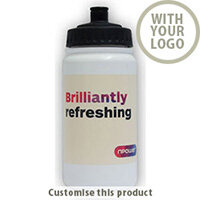 Olympic 500cc Sports Bottle 002108380 - Customise With Your Logo or Text