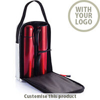 Traveller set red 109650 - Customise With Your Logo or Text