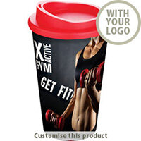 Brite-americano® Insulated Travel Mug 153458 - Customise with your brand, logo or promo text