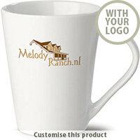 Mug Nice White 167689 - Customise with your brand, logo or promo text