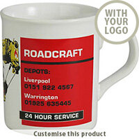 Sandfield Mug 174149 - Customise with your brand, logo or promo text