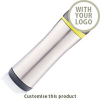 Boom Hot eco flask green 187798 - Customise With Your Logo or Text