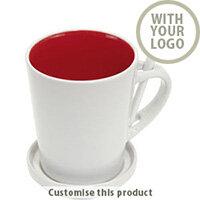 Ceramic mug set High fi 201334 - Customise with your brand, logo or promo text