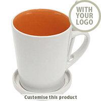 Ceramic mug set High fi 201337 - Customise with your brand, logo or promo text